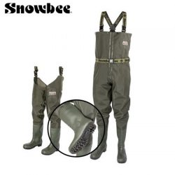 Snowbee Granite Thigh PVC Waders.
