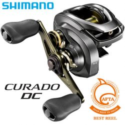 Shimano Curado DC Left Hand Baitcaster Reel – Model 151.