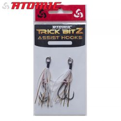 Atomic Trick Bitz Assist Hooks – Size #010.