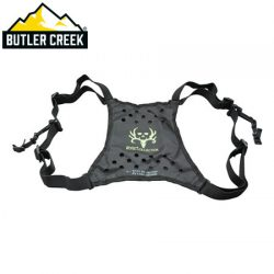 Butler Creek Bone Collector Deluxe Bino Harness – Black.