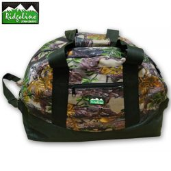 Ridgeline Coffin Gear Bag – Buffalo Camo.
