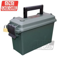 MTM Case-Gard Forest Green Tall Ammo Can 30 Cal.