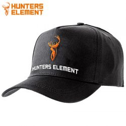 Hunters Element Iridium Black Cap.