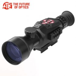 ATN X-Sight-II 3-14 Smart Day/Night Hunting Rifle Scope.