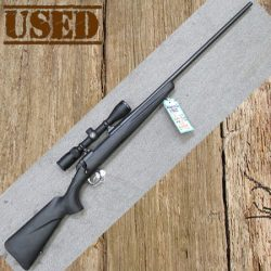 Browning X-Bolt 338 Win Mag With Vortex Diamondback 4-12×40 Scope.