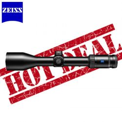 Zeiss Victory HT 2.5-10×50 Reticle 6 Rifle Scope.
