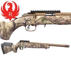 Ruger 17HMR 18″ Go Wild Rifle.