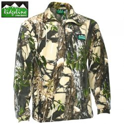 Ridgeline Micro Fleece Long Sleeve Shirt.