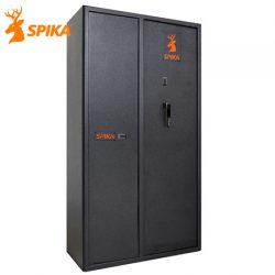 Spika SDD Double Door 12 Gun Safe.