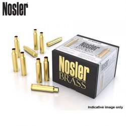 Nosler Custom Brass 17 Rem.