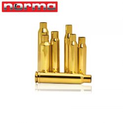 Norma Unprimed Cases .22-250 Remington Shell Cases.