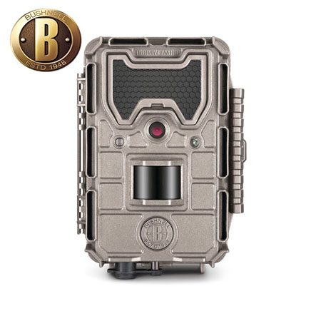 Bushnell Trophy Cam 20mp Hd Aggressor No Glow Tan Elk S Hunting Amp Fishing