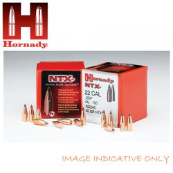 Hornady 204 Ruger 24 GR NTX Superformance Varmint.