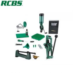 RCBS Rock Chucker Supreme Master Re-Load Kit.