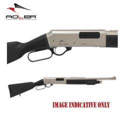 Adler A110 12G 20″ All Weather Lever Action Shotgun.
