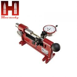 Hornady Ammunition Concentricity Tool.