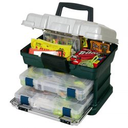 Plano 2 By Rack System Tackle Box.