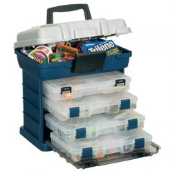 Plano 4 By StowAway Rack System Tackle Box.