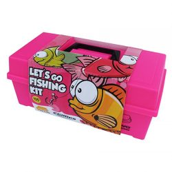Plano Let's Go Fishing Tackle Kit.