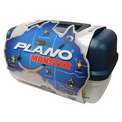 Plano Monster 300 Piece Tackle Box Kit.