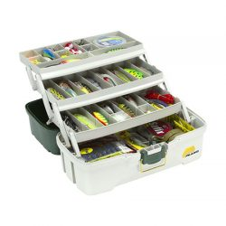 Plano 3 Tray Tackle Box.