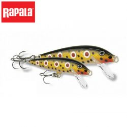 Rapala Countdown 5cm Spotted Dog Lure.