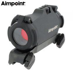Aimpoint Micro H-2 Sight 2 MOA & 4 MOA.