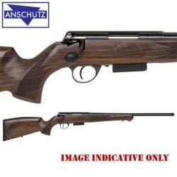 Anschutz 1771D .204 Ruger Rifle.