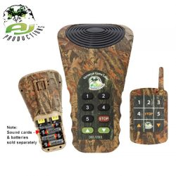 AJ Productions Universal Deluxe Game Caller With Remote Controller Camo.