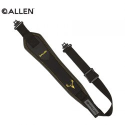 Allen Baktrak Del Norte Rifle Sling – Black.