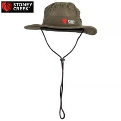 Stoney Creek Duley Hats – Bayleaf & Camo.