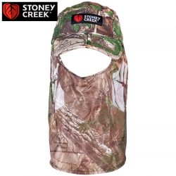 Stoney Creek Airmesh Face Veil – RTXG Camo.