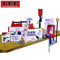 Lee Precision 50th Anniversary Breech Lock Challenger Kit.