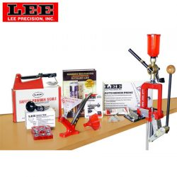 Lee Precision Deluxe Challenger Kit.