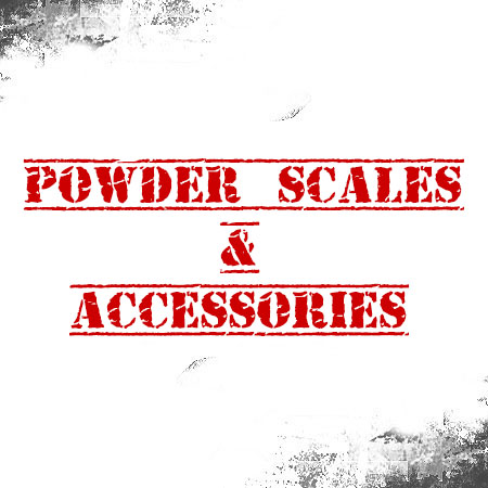 Powder Scales & Accessories