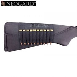 Neogard Neoprene Butt-Stock Ammo Holders.