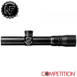 Nightforce Competition SR Fixed 4.5×24 Rifle Scope.