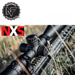 Nightforce NXS Family Of Rifle Scopes.