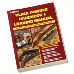 Lyman Black Powder Handbook & Reloading Manual.