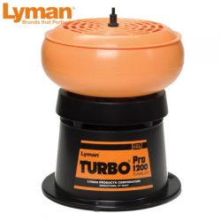 Lyman 1200 Pro Turbo Tumbler.