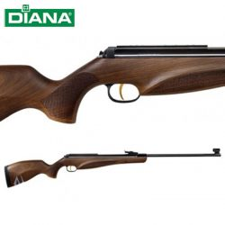 Diana 340 NTEC Luxes .177 Air Rifle.