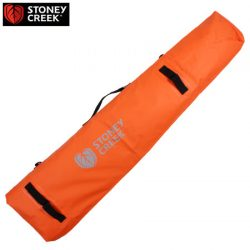 Stoney Creek Dry Gun Bag – Orange PVC.