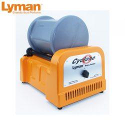 Lyman Cyclone Rotary Case Tumbler.