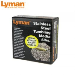 Lyman Rotary Case Stainless Steel Media 5 Lbs.