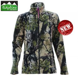 Ridgeline Ladies Hinterland Fleecy Top.