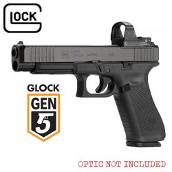 Glock 34 9mm GEN5 FS MOS 135mm.