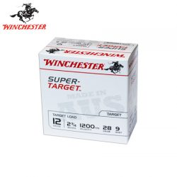 Winchester Australian Super Target 1200 9 2-3/4″ 28gm.