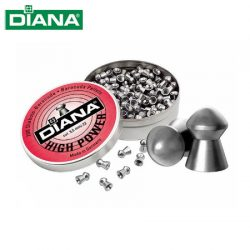 Diana Exact .22 High Power Air Rifle Pellets – 200 Pack.
