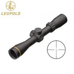 Leupold VX-Freedom Rimfire 2-7×33 Matte MOA Rifle Scope.