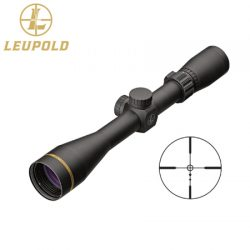 Leupold VX-Freedom Rimfire 3-9×40 Matte MOA Rifle Scope.